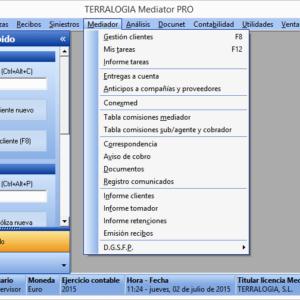 Mediator programa de gestión para mediadores de seguros